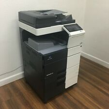 Konica Minolta Bizhub 558 Printercopier
