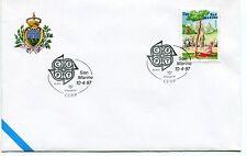 1997-04-10 San Marino 15°plenaria ANNULLO SPECIALE Cover
