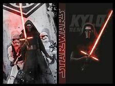 Fleecedecke Kuscheldecke Schmusedecke  Star Wars Kylo Ren / The Dark Side II