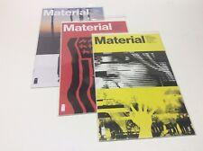 MATERIAL #1-3 (IMAGE/MATURE/ALES KOT/TEMPEST/121771V3) COMPLETE SET LOT OF 3