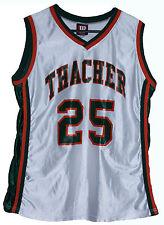 Thacher Toads Wilson High School Basketball Jersey Size: Large
