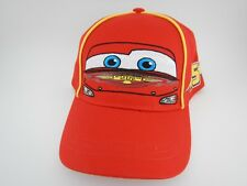 Cars Lightning McQueen Kids Youth Hat Adjustable e818d7480784