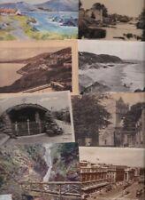 IRELAND Cork, Dalkey, Dublin etc.- 15 postcards - Sold Singly