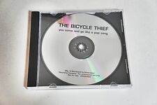 The Bicycle Thief You Come And Go Like A Pop Song Promo-Cd