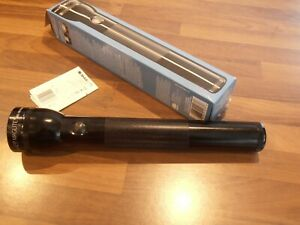 Maglite Torch 3 D Cell Black BNIB