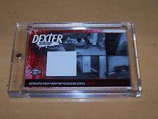 Dexter Season 4 Trading Card - Prop Card - Blueprint D4-P BP