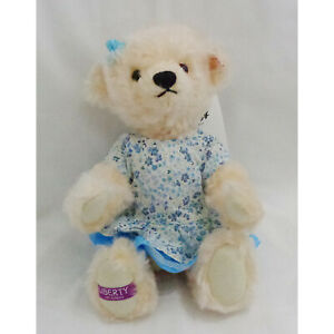 """STEIFF BEAR """"ISABEL"""" LIMITED EDITION BOX & CERTIFICATE LOW NUMBER"""