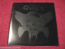 """QUILLS 7"""" hardcore Misery Index Dying Fetus"""