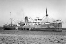 rp15615 - Port Line Cargo Ship - Port Wyndham , built 1935 - photo 6x4
