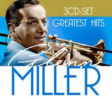 CD Glenn Miller Greatest Hits 3 CDs