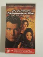 Tomorrow Never Dies 007 VHS PAL Video Tape