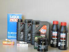 Sistema de mantenimiento MOTO GUZZI BELLAGIO 940 Filtro de aceite bujía Servicio