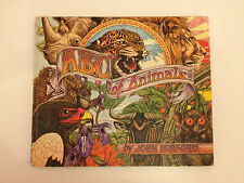 "Ex. Cond. Rare 1975 Collectible, Beautiful Colour ""ABC of Animals"", John Hurford"