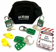 KRM LOTO – Electrical and MCB Lock out Tag out Pouch Kit