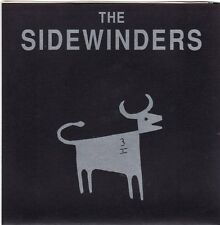 Arizona Rock THE SIDEWINDERS 4 song EP of covers: Saints, Young, 13th Floor Ele.
