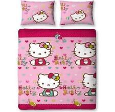 Parures et housses de couette Hello Kitty Taille 200 cm x 200 cm