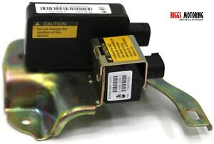 2001-2002 Toyota Sequoia Yaw Rate Speed Traction Sensor Control 89180-0C010