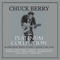 CHUCK BERRY - THE PLATINUM COLLECTION - 3 CDS - NEW!!