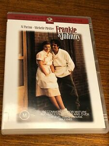 Frankie And Johnny DVD Very Good Condition Region 4