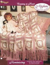 Reminiscing Country at Heart Afghan Pattern The Needlecraft Shop TNS