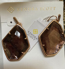New Kendra Scott Dunn Sable Mica Earrings $80.00