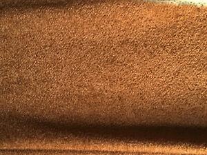 Steiff Schulte 7mm Medium Dense Curled Antique Mohair - Rich Brown