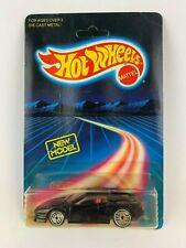Hot Wheels Ferrari Testarossa New Model Black 1:64 New 1987 Rare