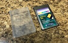 ActionTec SmartMedia Shuttle Bay SSFDC Card Adapter PCMCIA PC Card w/Case