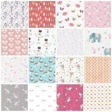 Filles 100% Tissu Coton ENFANTS Enfants Crèche 150cm Ex Large Oeko-Tex