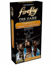 Joss Whedon~ Firefly ~The Game Pirates & Bounty Hunters Expansion New Sealed