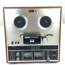 AKAI GX-280D Reel To Reel Stereo Tape Deck UNTESTED Powers On Vintage