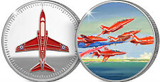 Red Arrows Silver-Plated Artist's Medal