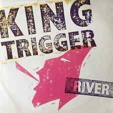 "KING TRIGGER ‎- The River (12"") (EX-/VG)"