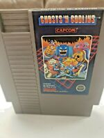 Ghosts 'n Goblins (Nintendo Entertainment System, 1986) NES Video Game