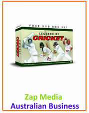 Sports DVD: 2 (Europe, Japan, Middle East...) Cricket DVD & Blu-ray Movies