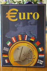 Série Euros des 12 premiers pays ayant adoptés la monnaie en euro.