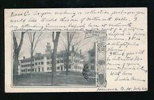 USA New Hampshire HANOVER Used 1905 U/b PPC