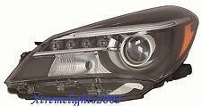 TOYOTA YARIS HB 2015-2017 LEFT DRIVER SE HEADLIGHT HEAD LIGHT FRONT LAMP W/LED