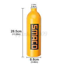 SMACO 1l Mini Scuba Diving Tank S400 Kit Oxygen 15-20 Mins Underwater Breath AU