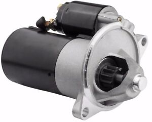 Ford Mustang Starter Motor Gear Reduction High Power 1967 1968 289 302 C4 Auto