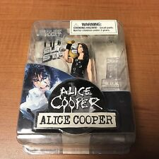 Alice Cooper Rare Limited Edition Action Figure Super Star Toys