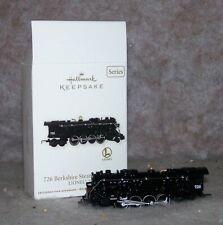 Hallmark Lionel 726 Berkshire Steam Locomotive Ornament - 2011 - New in Box