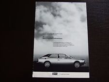 Prospekt Lancia Beta HPE / Coupé / Limousin  / Spider   1976
