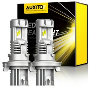 AUXITO H13 9008 LED Headlight Bulbs Xenon White for Ford F-150 2004-2014 EXC