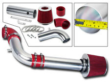 BCP RED 2001 2002 2003 S-10/Sonoma/Hombre 2.2L Cold Air Intake + Filter