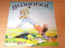EX/EX !! Gwendal/Self Titled/1977 Epic LP