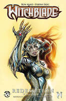 Witchblade: Redemption Volume 1  by Ron Marz  2010 Image Graphic Novel