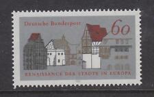 Alemania Occidental estampillada sin montar o nunca montada sello Deutsche Bundespost 1981 Old Town House SG 1948