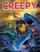 CREEPY ARCHIVES Volume #21 Twenty-One by Dark Horse 2015 HC 1st Edition NEW