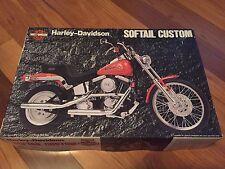 Imai (Protar) 1/9 - Harley Davidson Softail Custom Motorcycle - NIB, Vintage!